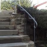 Geländer Sonderkonstruktion