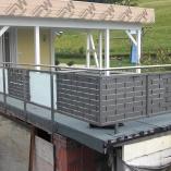 Geländer Sonderkonstruktionen