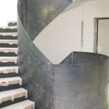 Geschäftstreppe, Sonderkonstruktion