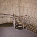 Bogentreppe Kirchgemeinde
