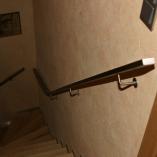 Kragarmtreppe Innenbereich