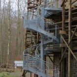 Bogentreppe