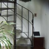geschmiedete Treppe