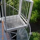 Aussentreppen Treppentürme