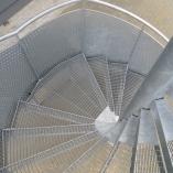 Treppenturm Spindeltreppen