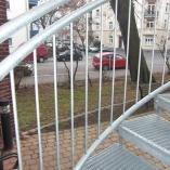 Außentreppen Treppentürme