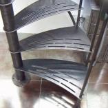 Treppe im Landhausstil