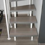 Zwei-Holm-Treppen für Innen