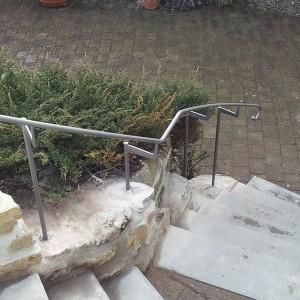 Treppengeländer aus Stahl oder Edelstahl nach Ihren Vorstellungen