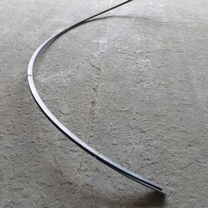 Wendelbiegen für 3-D-Biegen von Rohren und Flachstahl