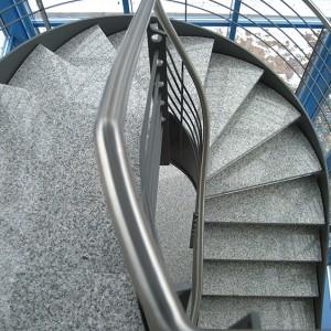 Bogentreppen Innen